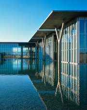 Modern Art Museum of Fort Worth, TX - Tadao Ando