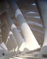 Kuwait Museum, World Expo Sevilla Spain - Santiago Calatrava