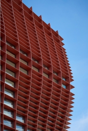 Waffle, Culver City, CA - Eric Owen Moss Architects