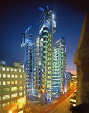 The Lloyd's Building, London England - Richard Rogers Partnership