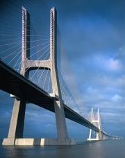 Vasco De Gama Bridge, Lisbon Portugal - Armando Rito Architect