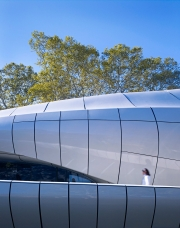 Mobile Art Pavilion, New York, NY - Zaha Hadid