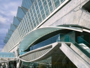 Oriente Station, Lisbon Portugal - Santiago Calatrava