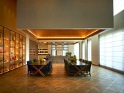 AIT Win Sing Residential Towers dining, Taipei - MRY Architects