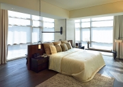 AIT Win Sing Residential Towers bedroom, Taipei - MRY Architects