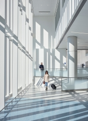 LAX Terminal 1.5, Los Angeles, CA - PGAL Architecture, Hensel Phelps