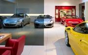 Ferrari Showroom, Beverly Hills, CA - Ferrari Corp. client