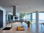 Saddle Peak Residence, kitchen, Malibu, CA - Steven Kent Architects