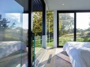Lavin Residence, bedroom, Martha's Vineyard, MA - Charles Rose Architects