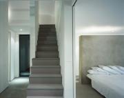 Guard Residence, bedroom, London, England - Guard Tillman Pollock Architects