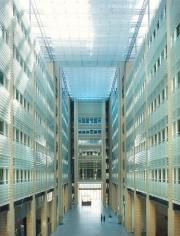 The Atrium Tower, Daimler Benz, Potsdamer Platz, Berlin, Germany - Renzo Piano