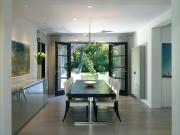 Atherton Residence, dining - Atherton, CA - Think Pure