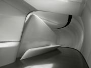 Mobile Art Pavilion, Central Park, New York, NY - Zaha Hadid