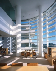 The Getty Center, Administation Building, Los Angeles, CA - Richard Meier & Partners
