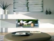 Westridge Residence, living room, Bel Air, CA - Montalba Architects