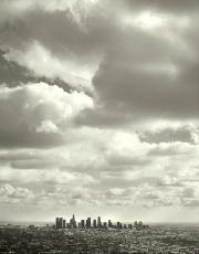 View of Los Angeles, CA -DTLA