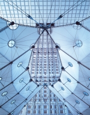 Grande Arche, La Defense, Paris France - Johan Otto von Spreckelsen