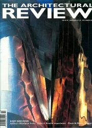 The Architectural Review - magazine cover