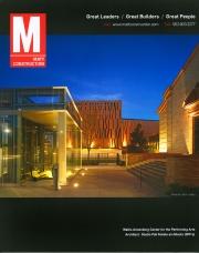 MATT Construction - magazine advertiesment