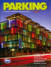 Parking - magazine cover